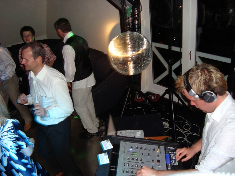 mobildiskotek, dj, lysshow, lyd